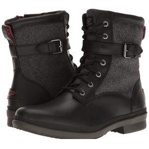 426a0e25492 Women Gray Ugg Snow Boots on Poshmark